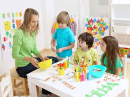 Childcare costs act as a block