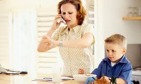 60% of mums over 30s report frequent or constant work/life balance issues